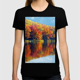 Autumn Colors at Lake Killarney T-shirt