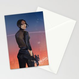SW Rogue One Jyn Erso Stationery Cards