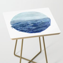 Around the Ocean Side Table