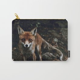 Curious Fox II Carry-All Pouch