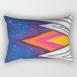 Night Sky #3 Rectangular Pillow