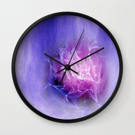 dreaming lilac -6- Wall Clock