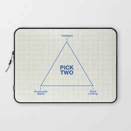 Pick Two Laptop Sleeve