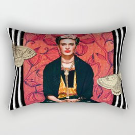 Frida enamorada Rectangular Pillow