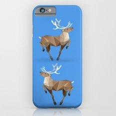 Reindeer. (Prancer) Slim Case iPhone 6s