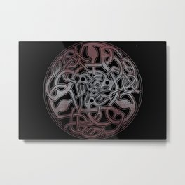 Viking design #2 Metal Print