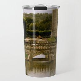 Château de Cygnes Travel Mug