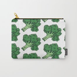 Broccoli Fever Carry-All Pouch