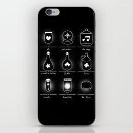Collector iPhone Skin