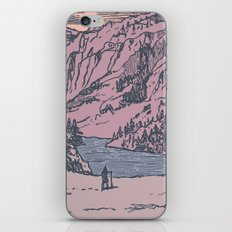 Adventure Is Calling iPhone & iPod Skin
