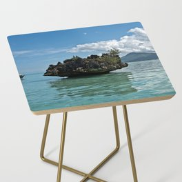 Crystal Rock, Mauritius Side Table