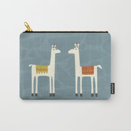 Everyone lloves a llama Carry-All Pouch