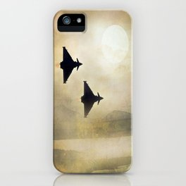 Euro Fighters iPhone Case
