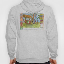 Mississippi State University Party Hoody