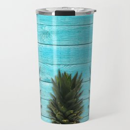 Pineapple summer Travel Mug
