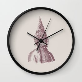 Haute Coiffure  /#1 Wall Clock