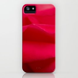 Counting Petals iPhone Case