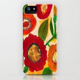 park flower3 iPhone Case