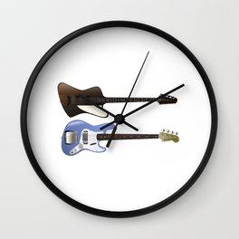 Totally bassed Wall Clock