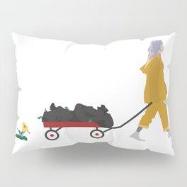 Billie Eilish Bellyache Pillow Sham