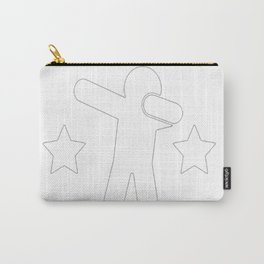 DAB ON EM_ T-SHIRT Carry-All Pouch