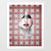 MonGhost VI (lolita) Art Print