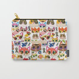 Los Dibujitos  Carry-All Pouch