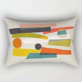 Sticks and Stones Rectangular Pillow