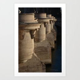 Paris, Pont Neuf Art Print