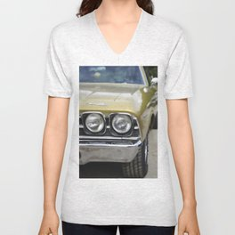 Musclecar No. 3 Unisex V-Neck