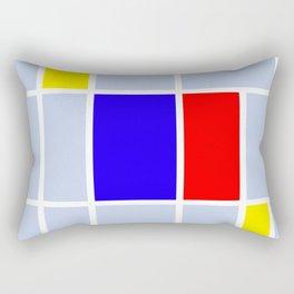 Mondrian #67 Rectangular Pillow