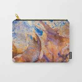 Face of Stone Carry-All Pouch