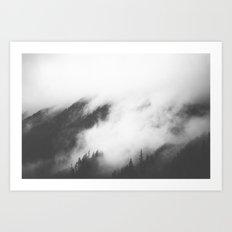 PNW Storm Art Print