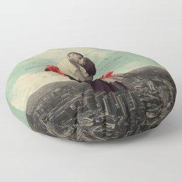 NeverForever Floor Pillow
