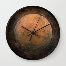 Marte Wall Clock