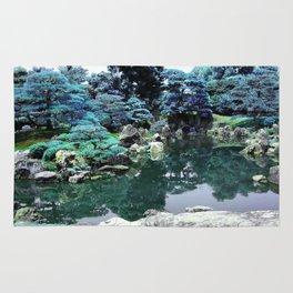 Blue Green Dreams (Japan) Rug