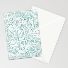 smile you're on camera Stationery Cards