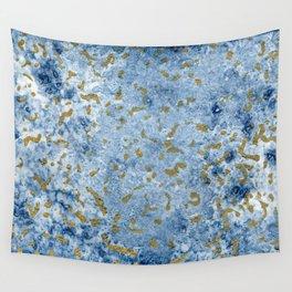 Gold sea II Wall Tapestry