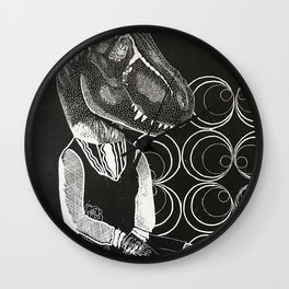 The Interview Wall Clock