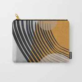 Abstract Shapes 33 Carry-All Pouch