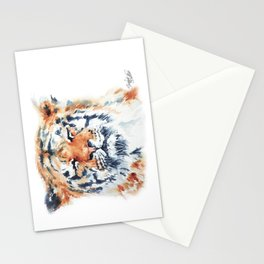 Contentment Stationery Cards