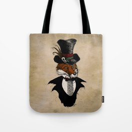 Dandy Fox Tote Bag