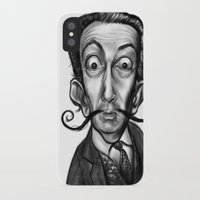 dali iPhone & iPod Cases featuring Dali by Rubiao Ferraz Cozer
