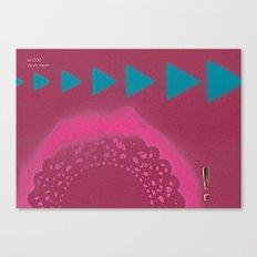 Va-Va Voom! Canvas Print