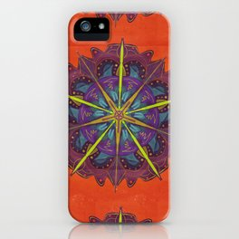 Wish Flower iPhone Case