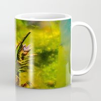 cacti Mugs featuring Cacti   by Ashley Hirst Photography