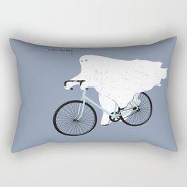 Negative Ghostrider. Rectangular Pillow