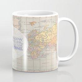 Do Not Follow  Coffee Mug