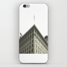 old building iPhone Skin