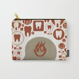 Toothache Carry-All Pouch